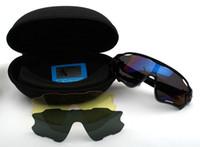 Wholesale Brand Designer Fashion Polarized Jawbreaker Glasses Outdoor Glasses UV400 Sports Flip Up Sunglasses Riding Cycling Bicycle Running Mens