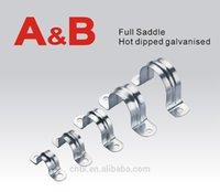 australian standard electrical - Australian Standard Galvanised Full Saddle For Electrical Conduit