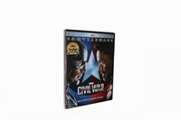 Wholesale US Movies Captain America Civil War DVD Latest Hot Selling DVDs Factory Sealed Brand New in Stock DHL