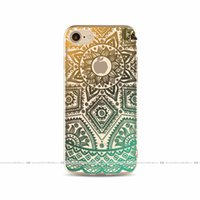apple sub - Cell phone cases for iphone Iphone7 plus painted Mandala new mobile phone shell sub factory accessories cover Apple S