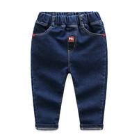 Wholesale boutique boy trousers boys pants Jeans Children Pants For Baby Kids Clothing Fashion Spring clothes