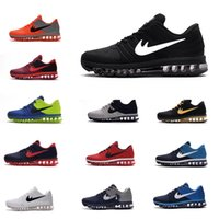 Wholesale With Box Cheap max Men running shoes Hot selling Original quality maxes KPU cushion sneaker for mens Newest release sneaker