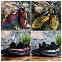 cavalier - 350 V2 Boost Kanye West Running Shoes For Men Woman Sply Season Mens Warriors Cavaliers boosts Athletic Trainers Sport Sneakers