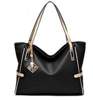 Wholesale High Quality PU Leather Women Messenger Bag Big Shoulder Bag Large Capacity Totes Famous Brand Bolsa Feminina Herald Fashion New