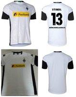 """VfL Borussia Mönchengladbach Herren-Sweatshort /""""Cream/""""  Gr M-3XL"""