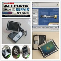 auto screen repair - 2016 All data auto repair software HDD installed CF19 Tough Screen Rotation Alldata and Mitchell software in tb hdd