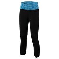 Correa de compresión del cuerpo de la señora-Mujeres al por mayor que se divierte los cortocircuitos que funcionan del gimnasio debajo de la capa de la base Yoga de los cortocircuitos de la aptitud Capris 2016 New Sportswear