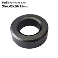 Wholesale MnZn PC40 T45X26X15mm toroidal power transformer or inductor ferrite corematerial