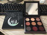 Wholesale 2016 New Makeup Manny MUA Cosmetics Eyeshadow Manny MUA eyeshadow Pressed Powder Kit Palette Long lasting Matte