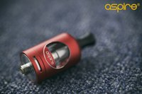Wholesale Original Aspire Nautilus Atomizer with ohm Coil Nautilus V2 Tank ML Capacity Top fill E Cigarette