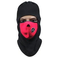Wholesale Riding Mask Upgrade Winter Warm Unisex Cycling Mask Windproof Outdoor Multifunctional Snow Prevention Windproof Face Cap