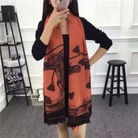Wholesale Autumn and winter style simple and comfortable fabric soft Wool Shawl