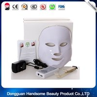 Wholesale beauty supply Vibration Photon LED Facial Mask Magic Skin Rejuvenation Led Masks Led Pdt Bio light Therapy
