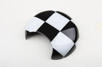 abs checker - 2014 New Design ABS Plastics Material Big Checker Style Tachometers Cover For mini coopers
