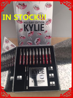 Wholesale IN STOCK NOW NEWEST Kylie Jenner HOLIDAY BOX LIMITED EDITION By DHL