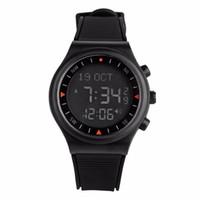 Wholesale Russian No Selling Discounted price for Muslim azan watch for islamic prayer watch automatic Azan clock