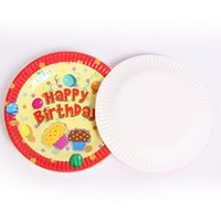 Wholesale Different kinds of Birthday Party Supplies Set Plates Napkins Cups Tableware Kit for
