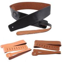 Wholesale Ajustable cm de Alta Calidad de CueroPU Cinturón Para Acústica Instrumento Musical Accesorios de