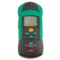 Wholesale MASTECH MS6906 Stud Metal AC Voltage Scanner Detector Test Multifunction hot sales