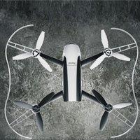 Protector de parachoques del protector protector del pro de la hélice del loro rojo blanco de dos colores para el loro Popop 2.0 Quadcopter Shiping rápido