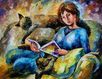 Картина маслом изящных искусств Печать Воспроизведение высокого качества Giclee печать на холсте Домашний декор Пейзажная живопись DH158
