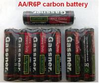 aa zinc carbon battery - 1200pcs Freshest R6P AA UM3 v carbon zinc battery Extra heavy duty Super Power