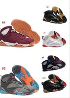 big pink delivery - Hot Retro Basketball Shoes big kids Men Women Sneakers Retros Shoes s VII Authentic Replica Zapatos Mujer Free Delivery