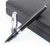 best fine arts - BAOER Black And Sliver Retro style Fine Nib Fountain Pen New Best Price Latest launch
