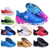 Wholesale original mens outdoor Football Boots X PureChaos FG AG Soccer Shoes for men Messi Pure chaos Pureagility NSG Soccer Cleats
