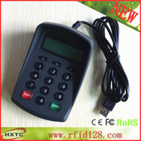 Wholesale USB ACSII Format Keys Keypad Numeric Keyboard Numpad Digital Keyboard Pin Pad with LCD Plug and Play Support EPOS system