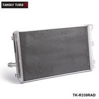 Wholesale TANSKY Racing For VW Golf Gti MK5 MT Manual Row Full Alloy Racing Cooling Radiator TK R339RAD