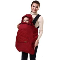 Wholesale Bebear Spring Backpack Carrier Cover Autumn Cloak Warm Carrier Polar Cover For Baby
