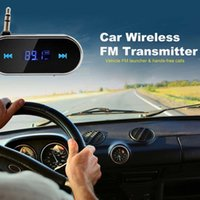 auto tuner iphone - Newest Micro wireless transmitter mm music FM transmitter auto iPhone S and Samsung iPad car MP3 transmitter