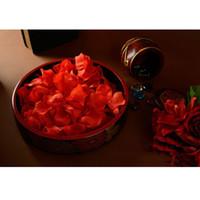Wholesale New Arrival Red Color Cheap Artificial Silk Flower Petals Petale de Rose Wedding Party Decoration Rose Petals