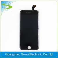 apple iphone online - Replacement Screen for Apple LCD Display Touch Screen High Quality for iPhone Best Cell Phone LCD Online