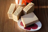 Wholesale Ewe s Milk Butter Handmade Soap For Cleaning Face And Keep The Skin Soft Smooth And Fresh For Unisex