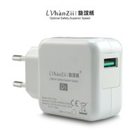 asus power adaptor - 18W Quick Charge Power Adaptor Portable EU US Plug Travel USB Wall Charger For Asus HTC LG Samsung iPhone Xiaomi