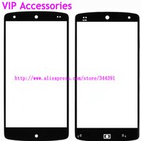 Wholesale D820 Glass Lens for LG Google Nexus D820 D821 LCD Outer Front Touch Screen Glass Lens With tracking