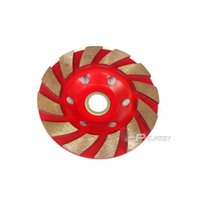 Wholesale Cup Type Diamond Grinding Wheel mm Angle Grinder Tool for Concrete Marble Granite Grinding