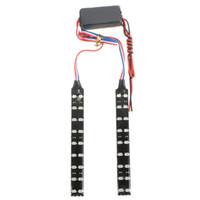 best brakes - Best Promotion Universal LED Motorcycle Tail Brake Stop Lamp Turn Signal Light Strip DC12V