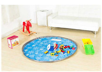 Wholesale Hot Sell Children s Toy Storage Bag Fast Finishing Toys Pad A Pull That Is Received Travel Picnic Mat