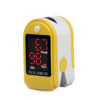 Wholesale 6 Colors CONTECL CMS50DL LED Fingertip Pulse Oximeter PULSE RATE Spo2 Monitor CE FDA Finger Pulse Oximeter