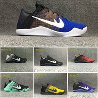 Wholesale Knit Kb Black Mamba Low Kobe basketball shoes mens athletic men mens discount weave Kb11 sports sneaker