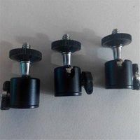 Wholesale Camera Tripod Mount Mini Ball Head Triopod Head quot Screw Camera Tripod Ball Head