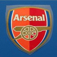 arsenal logos - Arsenal football patch Soccer Balls Team logo