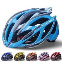 Wholesale VICTGOAL Sport Bicycle Helmets Men Women Ultralight Unisex Breathable Mountain Road Bike Helmet Night Light Cycling Helmet H1001