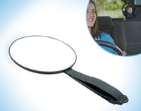Wholesale TIROL T21491 Car Rear View Baby Safety Mirror Adjustable Belt for Rear Facing Car Seats Shatter proof Lightweight and Durable