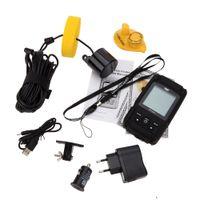 Wholesale Waterproof Fish Finder Portable LCD Fishing Camera Wired Wireless Depth M Sonar Fish Finder Sensor Sounder Alarm