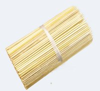 bamboo picnic plates - BQ BBQ Tools Bamboo Wooden BBQ Party Skewers Disposable Sticks BBQ Tools Picnic Barbecue Natural Bamboo Skewers Barbecue Stick