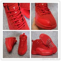 Low Cut air free discounts - air retro basketball shoes high quality Red Suede Athletic Sneakers Original discount sport shoes for man women size